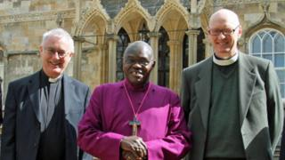 Bishops and the Archbishop of York