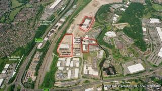 Etruria Valley business park