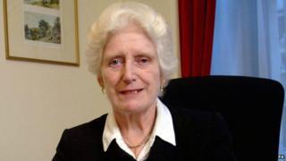 Lady Butler-Sloss