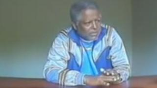 Andargachew Tsege on TV