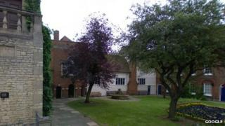 Abingdon Guildhall's Roysse Room