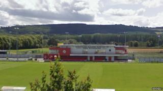 Ludlow stadium