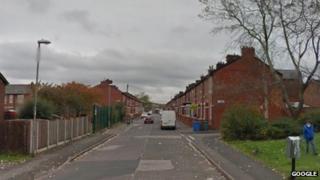 Vine Street, Gorton