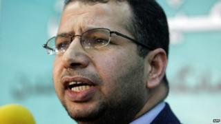 Salim al-Jabouri (file)
