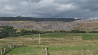 Hargreaves Surface Mining Limited land