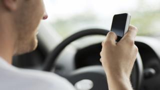 Driver texts