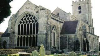 Lady St Mary's Church, Wareham