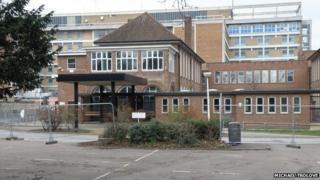 Peterborough District Hospital