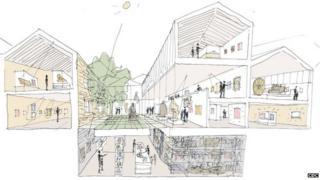 Dorset County Museum plans