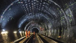 Haymarket tunnel