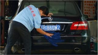 Mercedes China
