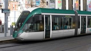 New tram design