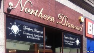 northern diamond in Aberdeen