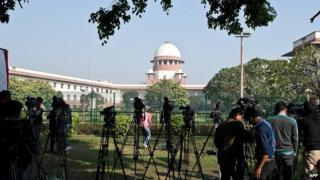 Media expect the Supreme Court's intervention to lead to fresh Delhi state elections