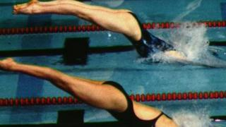 Generic swimming race