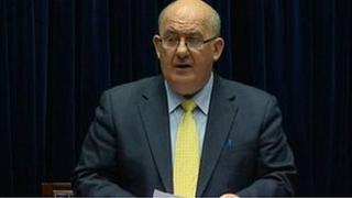 Assembly Speaker Will Hay has been elevated to the House of Lords