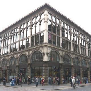Harper Macleod headquarters on Gordon Street, Glasgow.