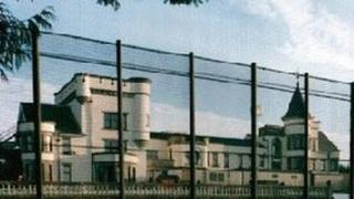 Dungavel Detention Centre