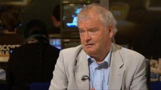 Historian Professor Tom Devine