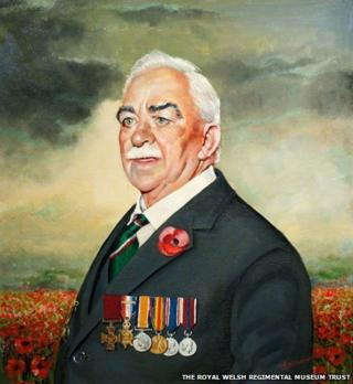 William Charles Fuller (1884-1974) VC, In His Last Years