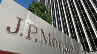 JP Morgan exterior Morgan exterior