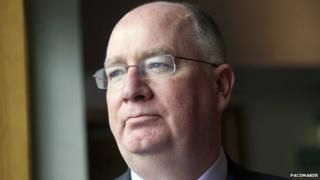 Dr Michael Maguire made no recommendation for disciplinary action against the police officers