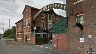 Greengate Brewery