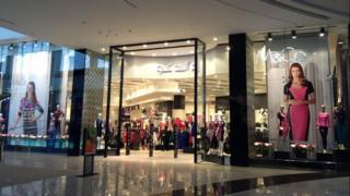 M&Co store in Dubai