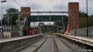 Alvechurch station