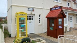 Guernsey Telephone Museum at Hermes House