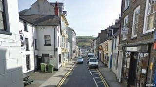 Bridge Street, Aberystwyth