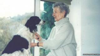 Marie Chilver set up an animal charity in Latvia using compensation from the Soviet Union