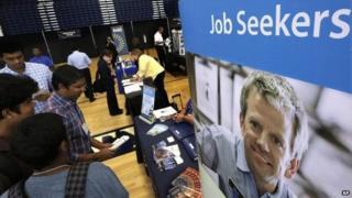 Student job fair