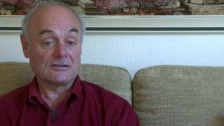Clive Osborne from Peterborough