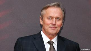 John Grisham attends the opening night of 'A Time To Kill' at a Broadway theatre in NYC - 20 October 2013