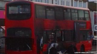 The 157 bus