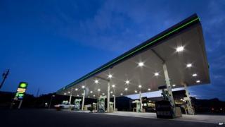 BP garage