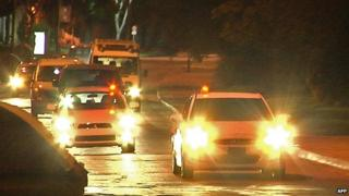 Six Guantanamo men arrive in Montevideo