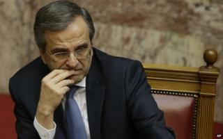 Antonis Samaras (29 Dec)