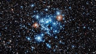 Cluster of stars