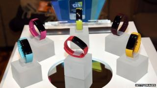 InBody fitness trackers