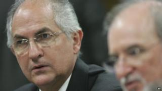 Antonio Ledezma, file