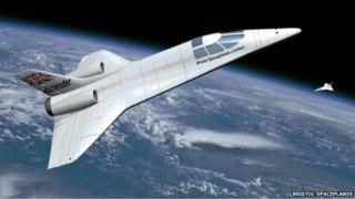 Bristol Spaceplanes