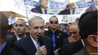 Benjamin Netanyahu (17/03/15)