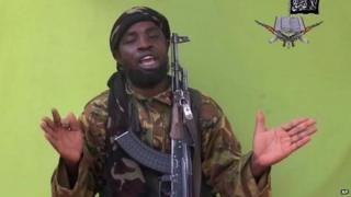 Boko Haram leader Abubakar Shekau (12 May 2014)