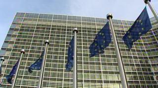 European Commission exterior