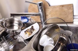 Kitchen Sinking Tesco