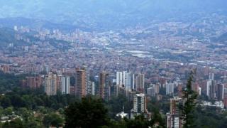 Medellin city