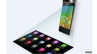 Smart Cast phone