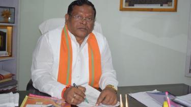 गृहमंत्री रामसेवक पैंकरा